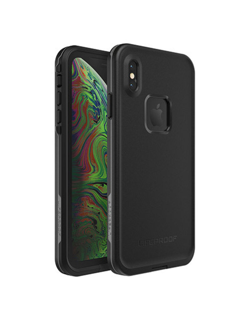 finest selection 5c19f e4175 LIFEPROOF LifeProof Fre Case for iPhone XS Max - Asphalt