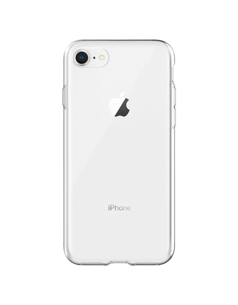 super popular 02348 e276d SPIGEN Spigen Liquid Crystal Case for Apple iPhone 7 / 8 - Crystal Clear