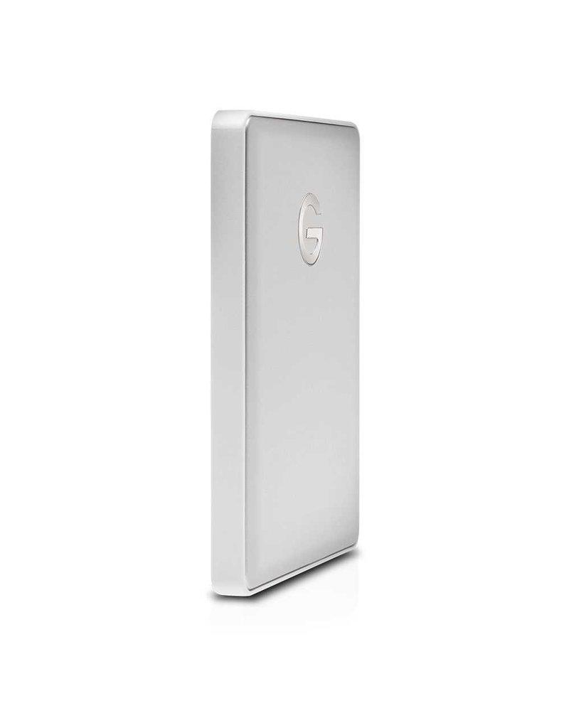 G-Technology G-technology 1TB G-DRIVE mobile USB 3.0 v3-1000-Silver