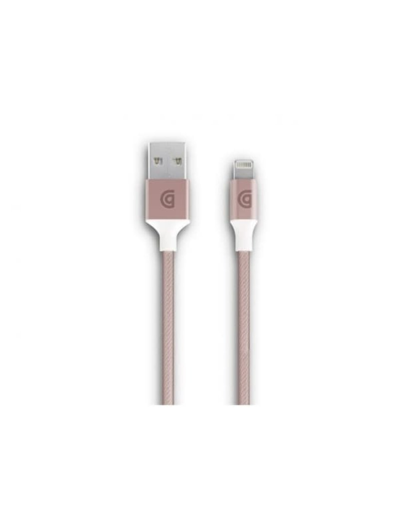 Griffin Griffin USB to Lightning Premium 10ft Rose Gold