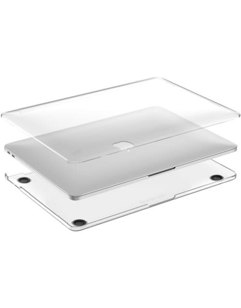 """Speck Speck (Apple Exclusive) Smartshell for Macbook Pro 13"""" Touch Bar / Non Touch Bar Clear"""