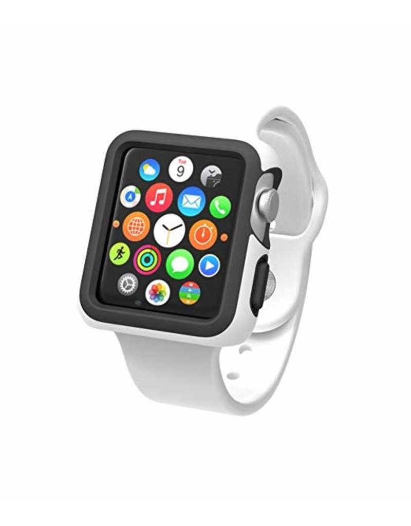 new styles ae6d9 09fb7 Speck SPECK CANDYSHELL FIT APPLE WATCH CASE BLACK/WHITE