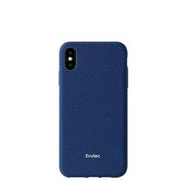 Evutec Evutec (Apple Exclusive) Ballistic Nylon Case w/Vent Mount for iPhone xs Max Blue