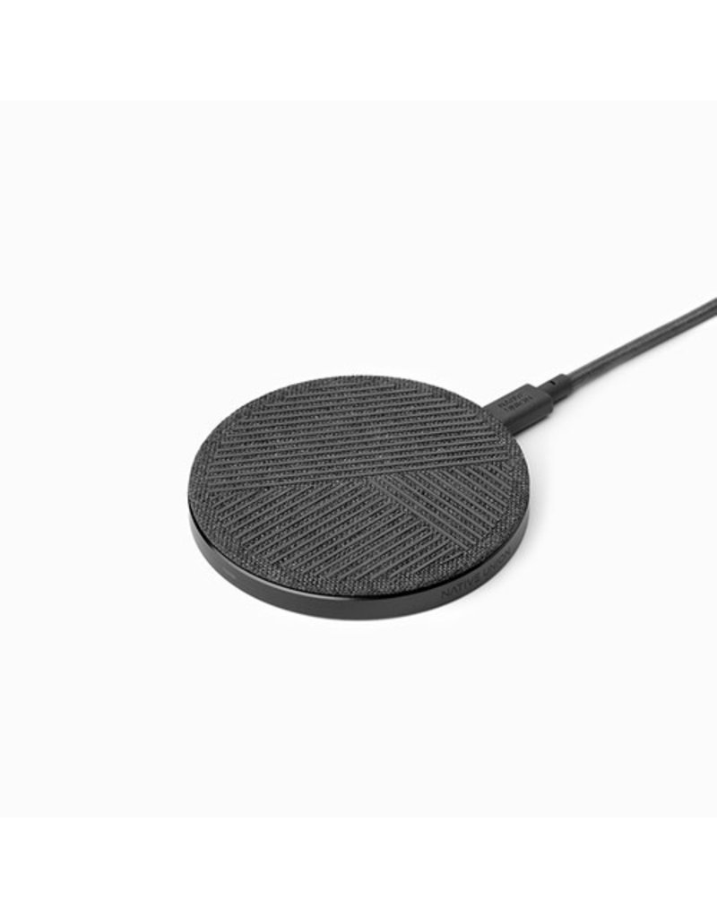 NATIVE UNION Native Union DROP WIRELESS FAST CHARGER - BLACK