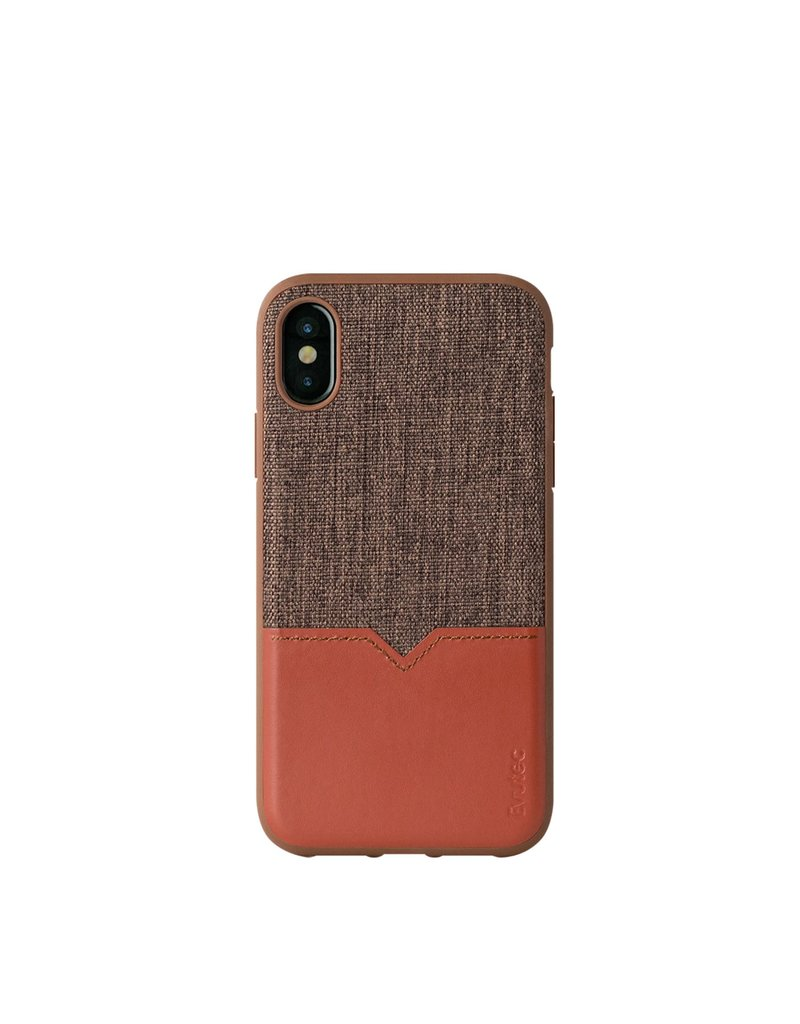 new style 5aebe 86c27 Evutec Evutec (Apple Exclusive) Northill Case with Vent Mount for iPhone  X/XS - Brigandine/Lava