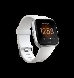 Fitbit Fitbit Versa Lite White/Silver Aluminum