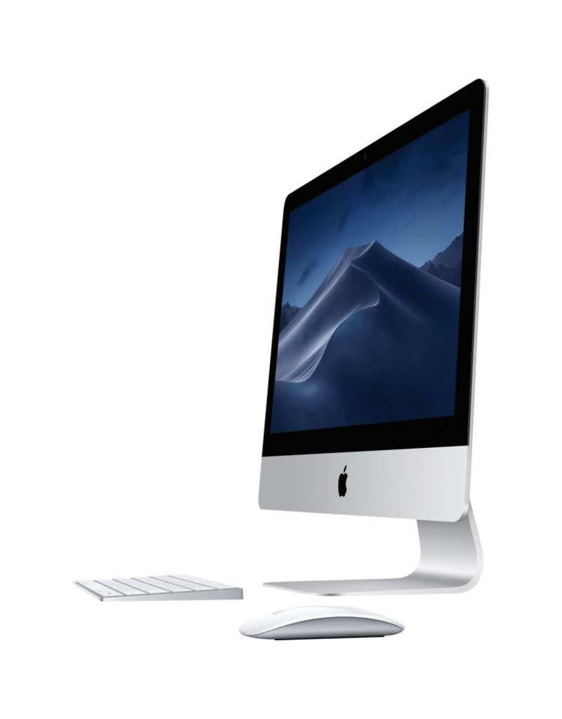 APPLE Apple iMac 21.5-inch  with Retina 4K display (Early 2019) 3.6GHz quad-core / 8th-gen / Intel Core i3 processor / 1TB / 8GB