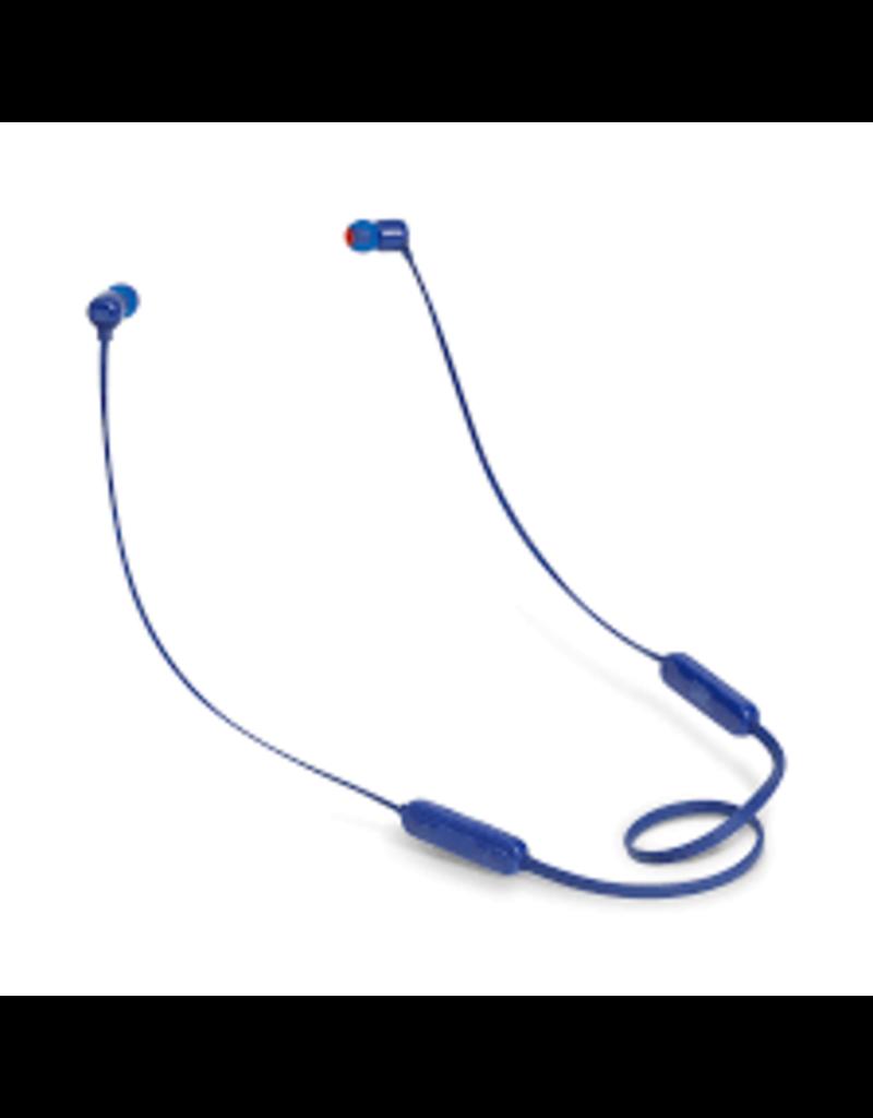 JBL JBL Tune 110BT In-Ear Wireless Headphones (Blue)