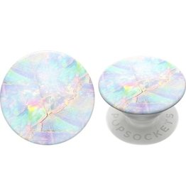 Popsockets PopSockets Single Phone Grip Universal Phone Holder Opal