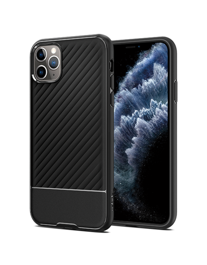 SPIGEN Spigen Core Armor Case for Apple iPhone 11 Pro - Matte Black
