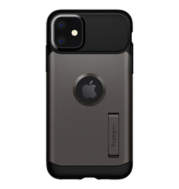 SPIGEN Spigen Slim Armor Case for Apple iPhone 11 - Gunmetal Gray
