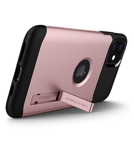 SPIGEN Spigen Slim Armor Case for Apple iPhone 11 - Rose Gold