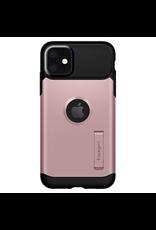 SPIGEN Spigen Slim Armor Case for Apple iPhone 11 - Rose Gold