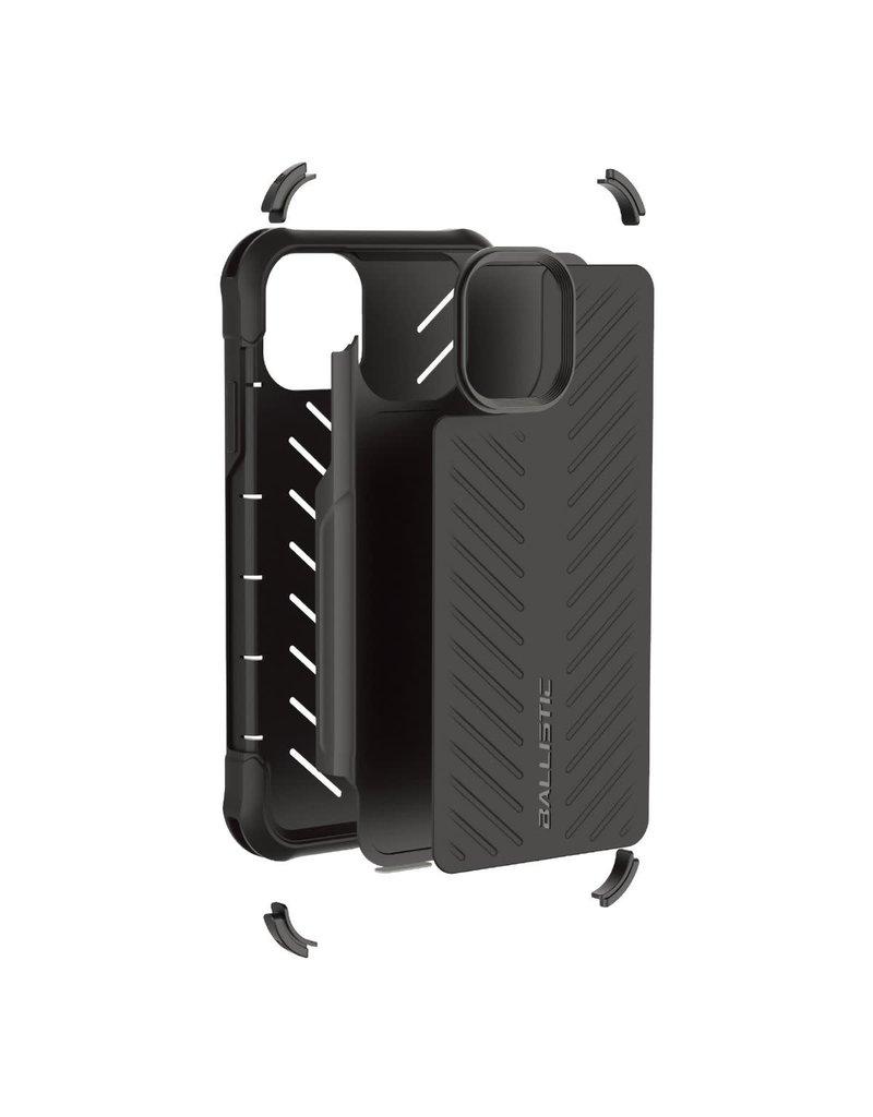Ballistic Ballistic Tough Jacket Series Case for Apple iPhone 11 - Black