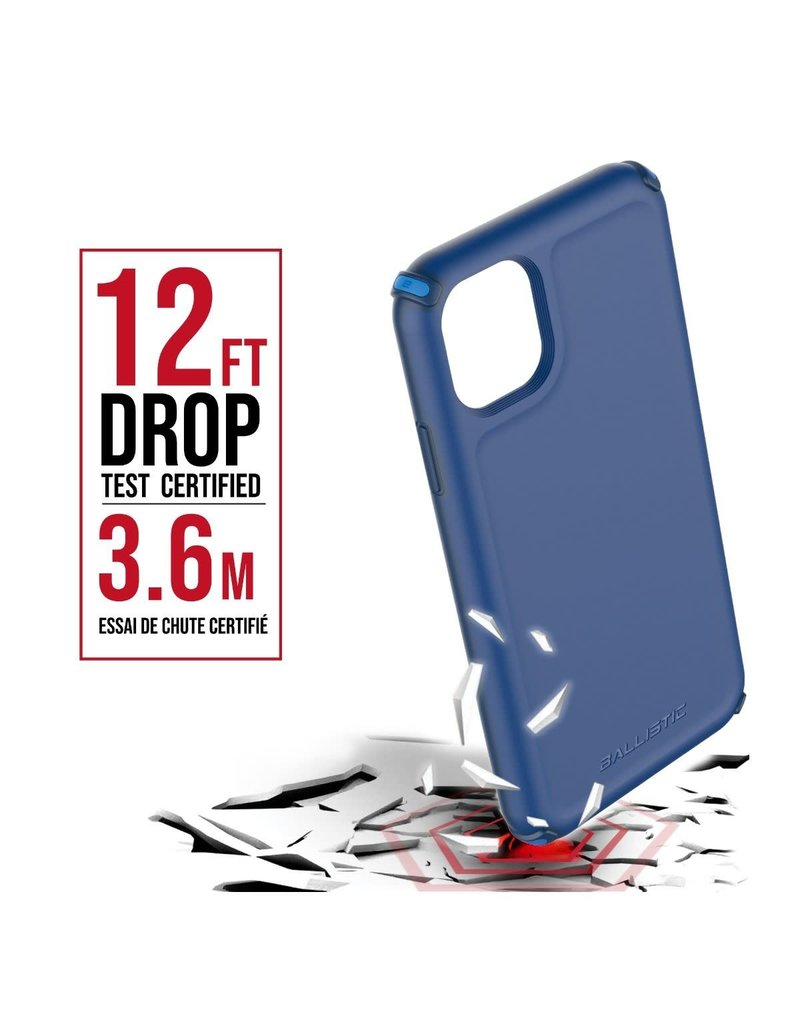 Ballistic Ballistic Urbanite Series Case for Apple iPhone 11 - Blue