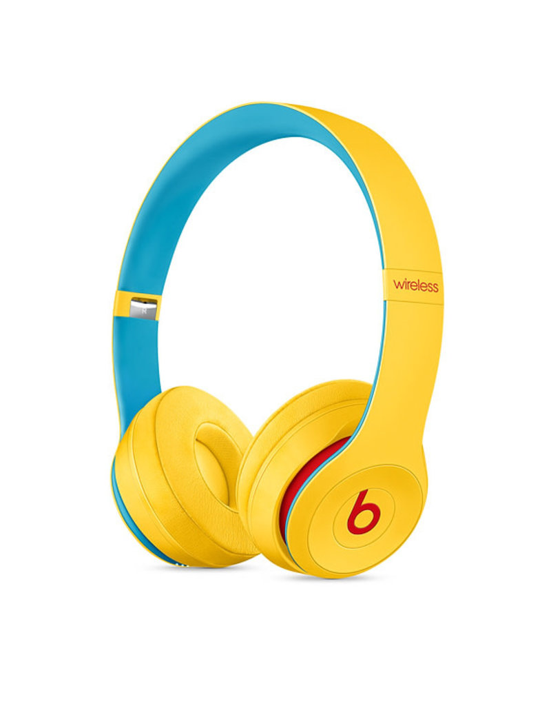 BEATS Beats Club Collection Solo3 Wireless - Club Yellow 2019