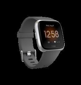 Fitbit Fitbit Versa Lite Charcoal/Silver Aluminum