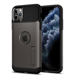 SPIGEN Spigen Slim Armor Case for Apple iPhone 11 Pro Max - Gunmetal Gray