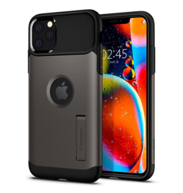 SPIGEN Spigen Slim Armor Case for Apple iPhone 11 Pro - Gunmetal Gray