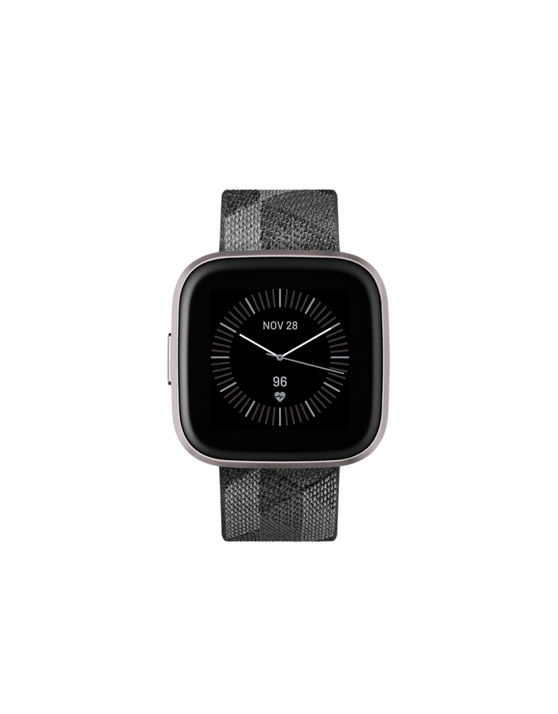 Fitbit Fitbit Versa 2 Special Edition - Smoke Woven