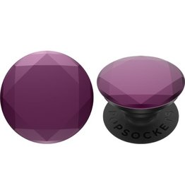 Popsockets Popsockets Holder Metallic Diamond Mystic Violet