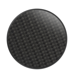 Popsockets Popsockets Holder Carbon Fiber Black