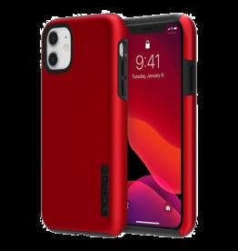 Incipio Incipio DualPro Case for iPhone 11 -Red/Black