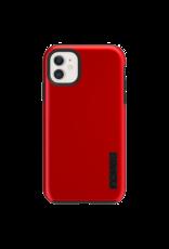 Incipio Incipio DualPro Case for iPhone 11 - Red/Black