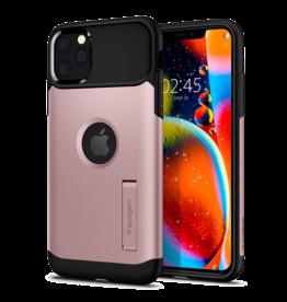 SPIGEN Spigen Slim Armor Case for Apple iPhone 11 Pro Max- Rose Gold