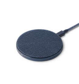 NATIVE UNION Native Union DROP WIRELESS FAST CHARGER - BLUE