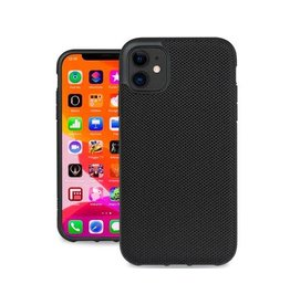 Evutec Evutec (Apple Exclusive) Ballistic Nylon Case with AFIX+ Mount for iPhone 11 - Black