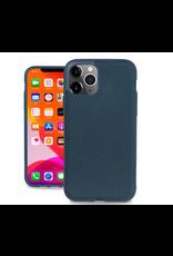 Evutec Evutec (Apple Exclusive) Ballistic Nylon Case with AFIX+ Mount for iPhone 11 Pro - Blue