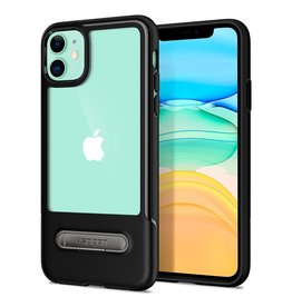 SPIGEN Spigen Slim Armor Essentials Case for Apple iPhone 11- Black