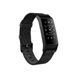 Fitbit Fitbit Charge 4 Special Edition with NFC - Granite Refl/Black