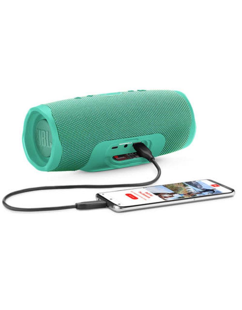 JBL JBL Charge 4 Portable Bluetooth Speaker Teal