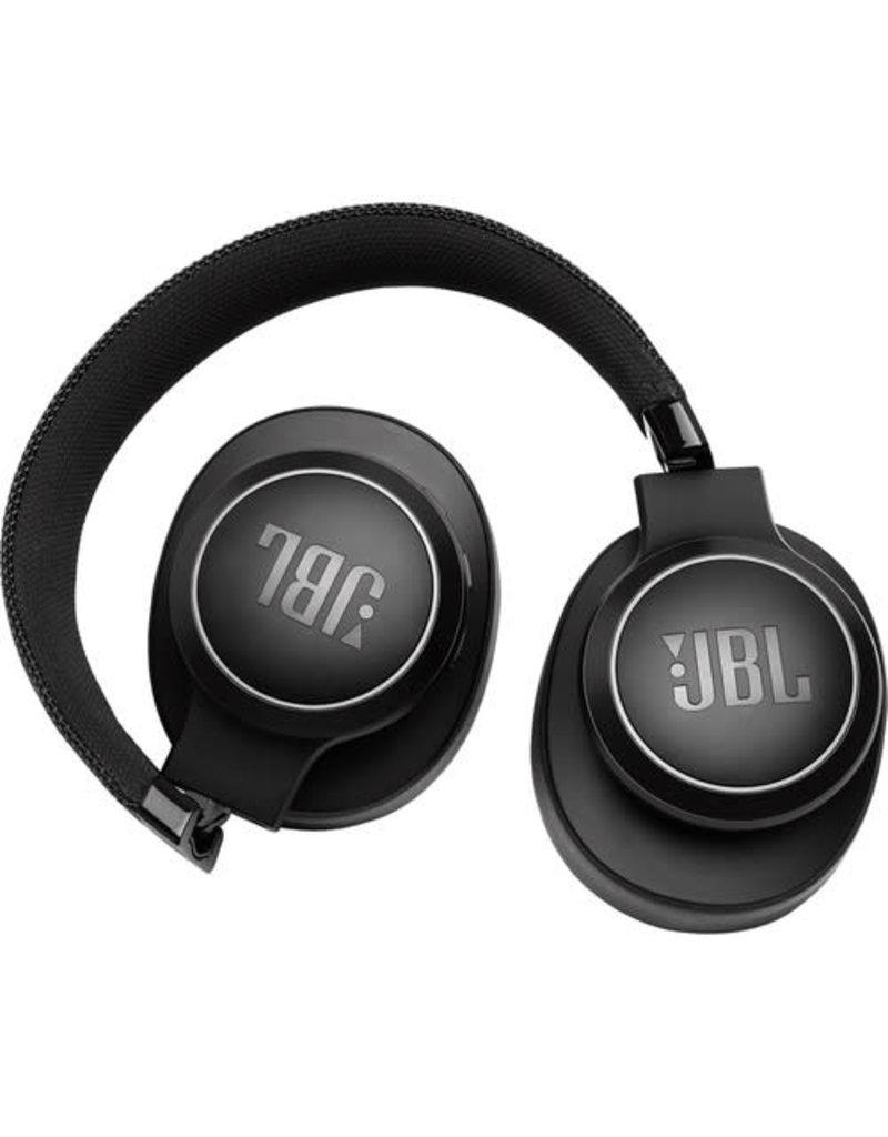 JBL JBL LIVE 500 BT OnEar Headphones (Black)