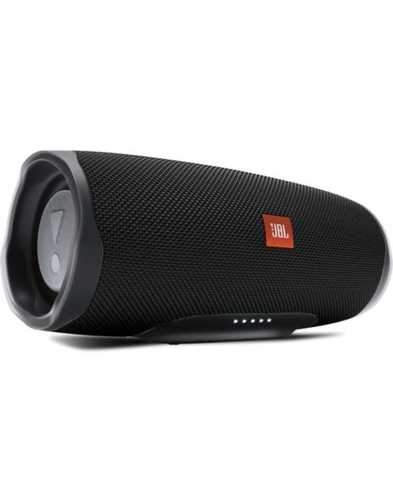 JBL JBL Charge 4 Portable Bluetooth Speaker Black
