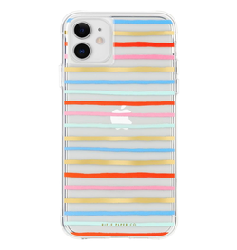 Case-Mate Case-Mate (Apple Exclusive) Rifle Paper Case for iPhone 11 - Happy Stripes