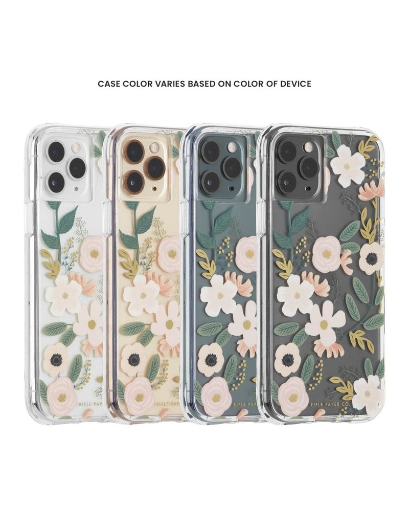 Case-Mate Case-Mate (Apple Exclusive) Rifle Paper Case for iPhone 11 Pro Max - Wild Flowers