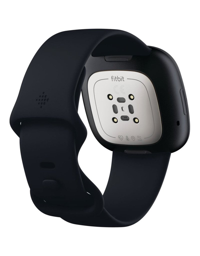Fitbit Fitbit Sense Smartwatch - Carbon/Graphite Stainless Steel