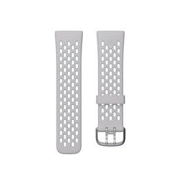 Fitbit Fitbit Versa 3 & Sense Accessory Sport Band Small - Grey/Mint