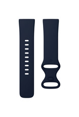 Fitbit Fitbit Versa 3 & Sense Accessory Infinity Band Small - Midnight