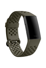 Fitbit Fitbit Charge 4 Accessory Sport Band Small - Evergreen