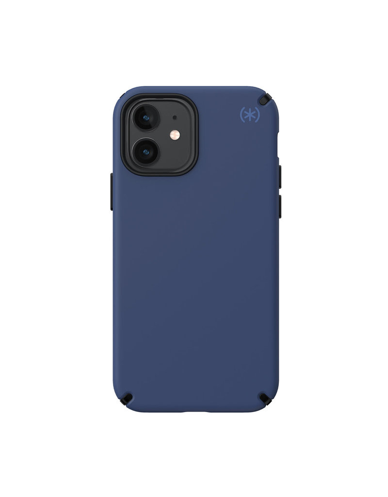Speck Speck (Apple Exclusive) Presidio2 Pro Case for iPhone 12/12 Pro - Coastal Blue/Black