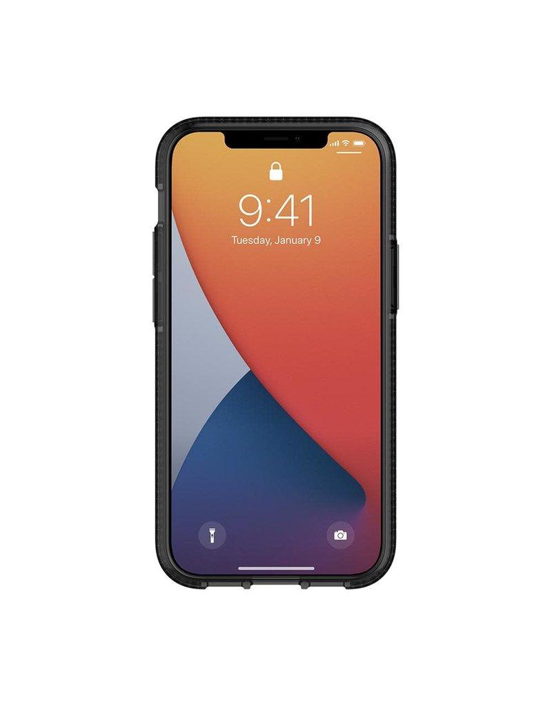 Griffin Griffin Survivor Clear Case for iPhone 12 mini - Black