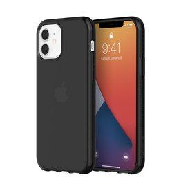 Griffin Griffin Survivor Clear Case for iPhone 12/12 Pro - Black