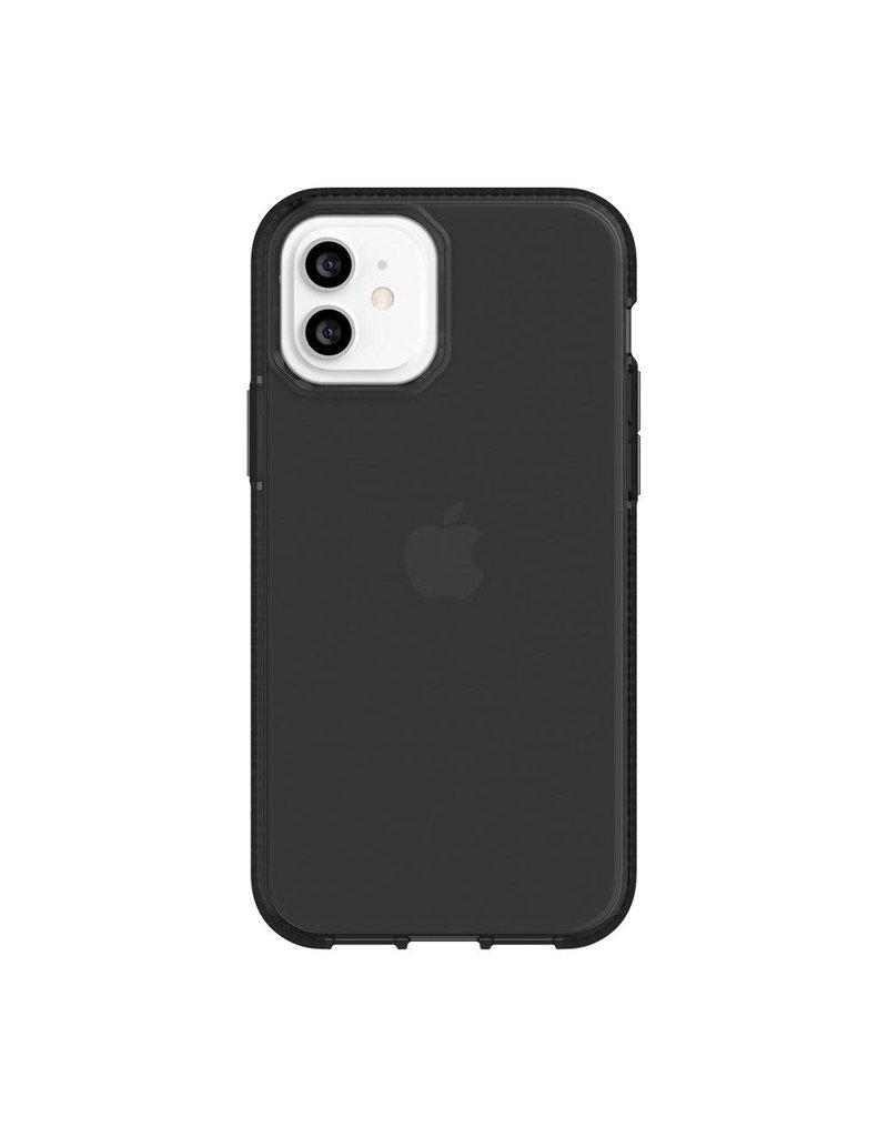 Griffin Griffin Survivor Clear Case for iPhone 12/12 Pro - Black