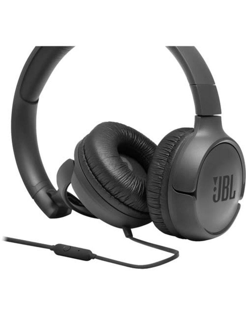 JBL JBL Tune 500 On-Ear Headphones (Black)