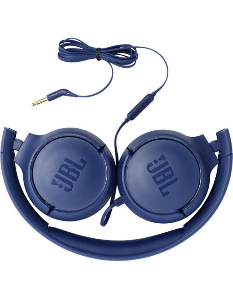 JBL JBL Tune 500 OnEar Headphones - Blue