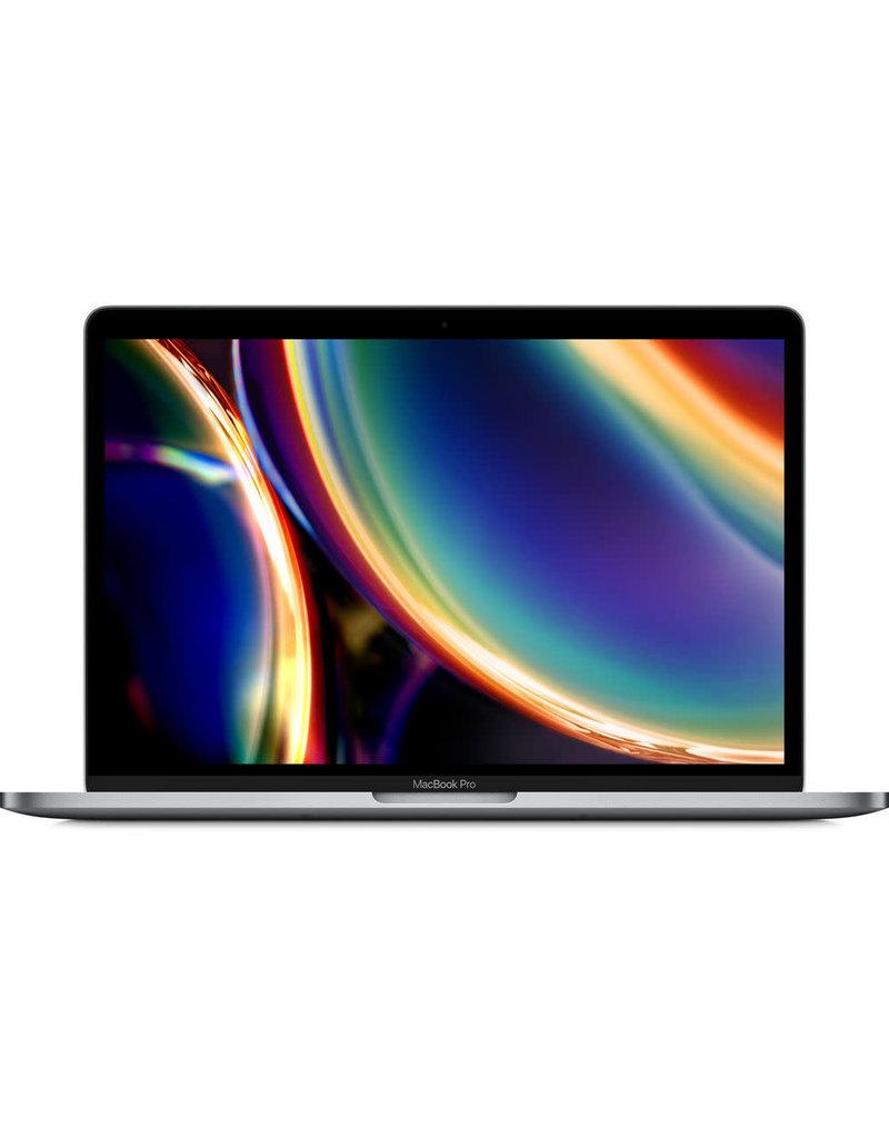 "APPLE Apple 13.3"" MacBook Pro with Retina Display (Mid 2020, Space Gray)   1.4 GHz Intel Core i5 Quad-Core (8th Gen) 8GB of 2133 MHz LPDDR3 RAM   256GB SSD 13.3"" 2560 x 1600 IPS Retina Display Integrated Intel Iris Plus Graphics"